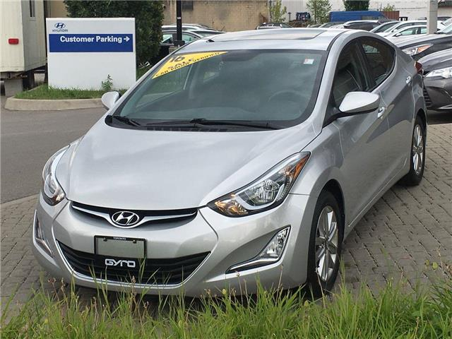 2016 Hyundai Elantra Sport Appearance (Stk: H5147A) in Toronto - Image 4 of 29