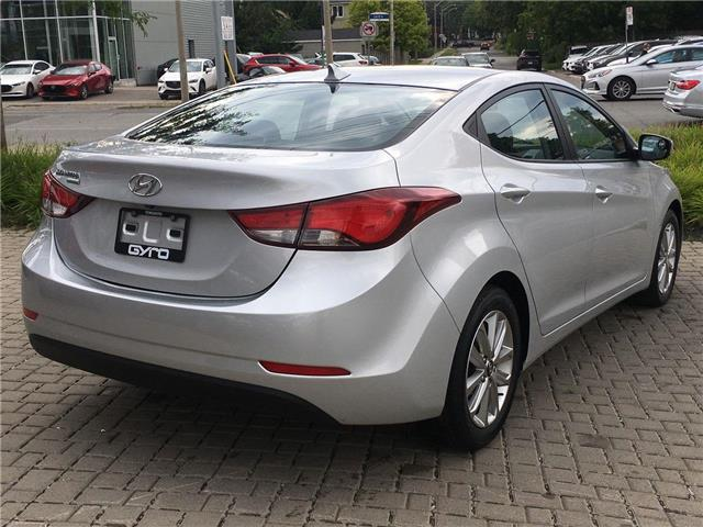 2016 Hyundai Elantra Sport Appearance (Stk: H5147A) in Toronto - Image 10 of 29