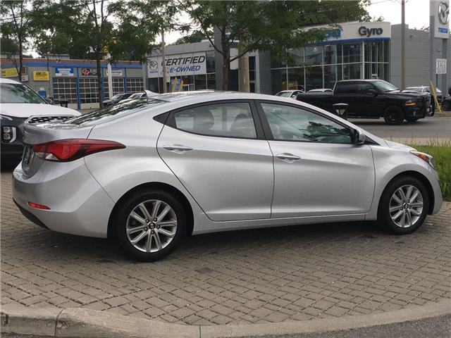 2016 Hyundai Elantra Sport Appearance (Stk: H5147A) in Toronto - Image 11 of 29