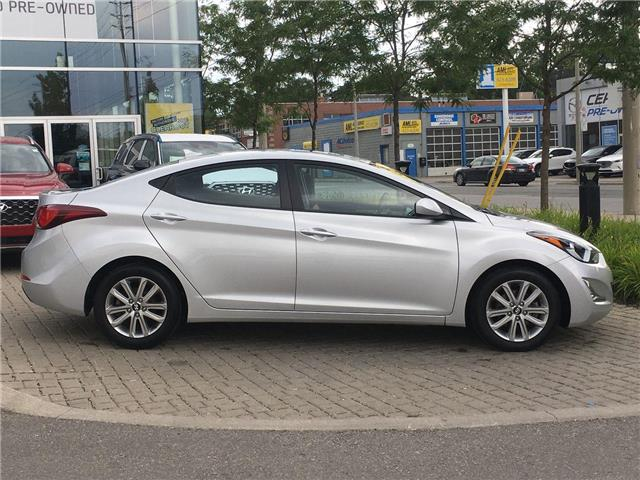 2016 Hyundai Elantra Sport Appearance (Stk: H5147A) in Toronto - Image 12 of 29