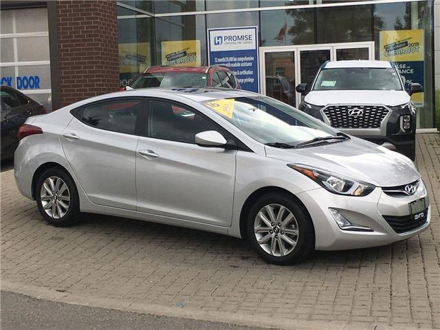2016 Hyundai Elantra Sport Appearance (Stk: H5147A) in Toronto - Image 13 of 29