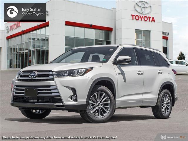 2019 Toyota Highlander Hybrid XLE (Stk: 89803) in Ottawa - Image 1 of 24