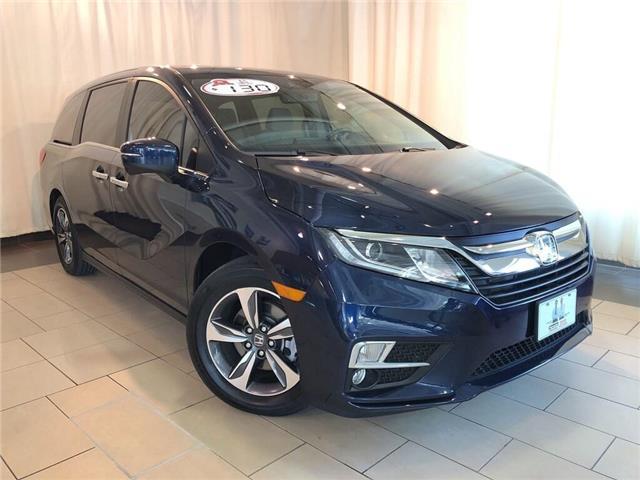 2018 Honda Odyssey EX-L (Stk: 39183) in Toronto - Image 1 of 30