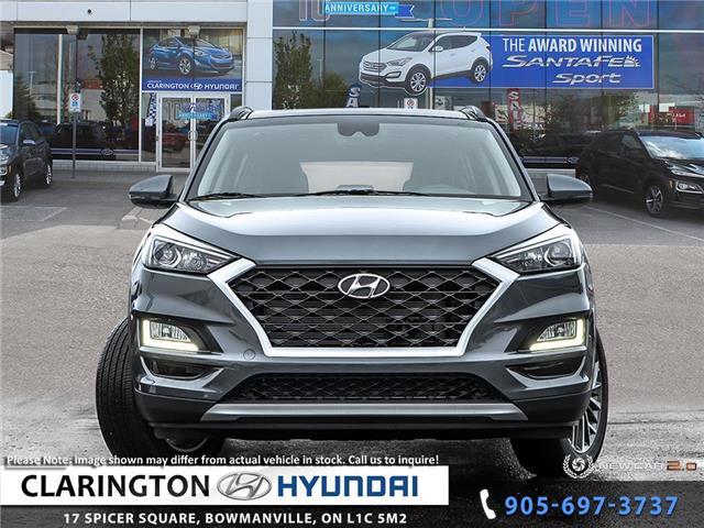 2019 Hyundai Tucson Preferred w/Trend Package (Stk: 19572) in Clarington - Image 2 of 24