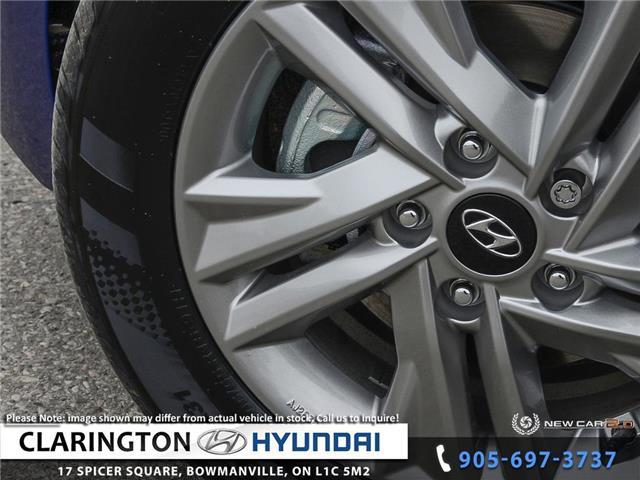 2020 Hyundai Elantra Preferred w/Sun & Safety Package (Stk: 19406) in Clarington - Image 8 of 24