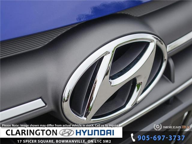 2020 Hyundai Elantra Preferred w/Sun & Safety Package (Stk: 19406) in Clarington - Image 9 of 24