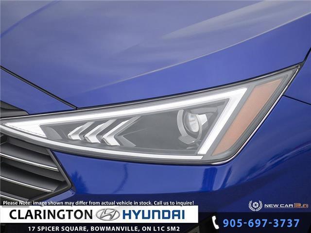 2020 Hyundai Elantra Preferred w/Sun & Safety Package (Stk: 19406) in Clarington - Image 10 of 24