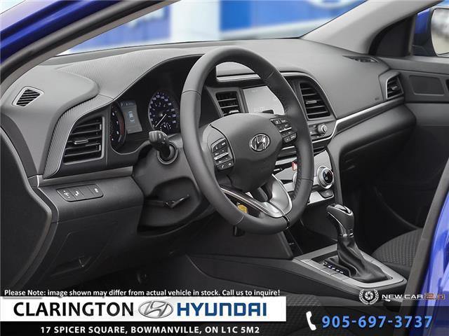 2020 Hyundai Elantra Preferred w/Sun & Safety Package (Stk: 19406) in Clarington - Image 12 of 24