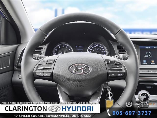 2020 Hyundai Elantra Preferred w/Sun & Safety Package (Stk: 19406) in Clarington - Image 14 of 24