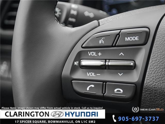 2020 Hyundai Elantra Preferred w/Sun & Safety Package (Stk: 19406) in Clarington - Image 16 of 24