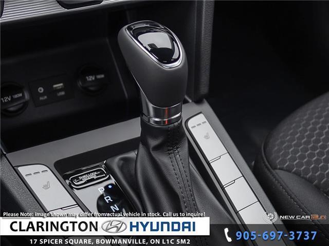 2020 Hyundai Elantra Preferred w/Sun & Safety Package (Stk: 19406) in Clarington - Image 18 of 24