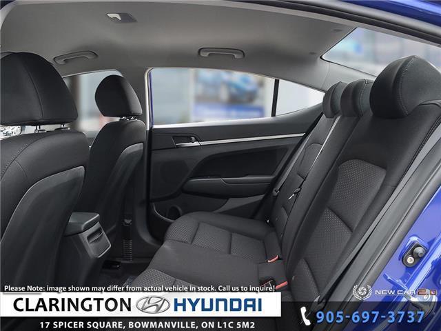 2020 Hyundai Elantra Preferred w/Sun & Safety Package (Stk: 19406) in Clarington - Image 22 of 24