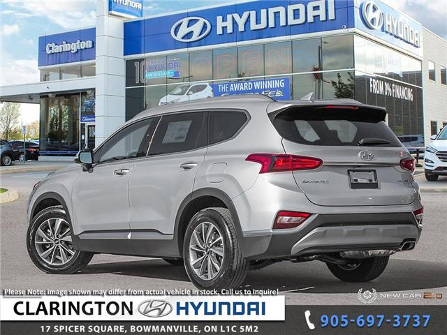 2019 Hyundai Santa Fe Luxury (Stk: 18744) in Clarington - Image 4 of 24
