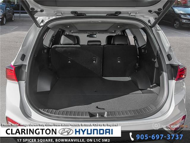 2019 Hyundai Santa Fe Luxury (Stk: 18744) in Clarington - Image 7 of 24