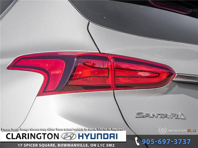 2019 Hyundai Santa Fe Luxury (Stk: 18744) in Clarington - Image 11 of 24