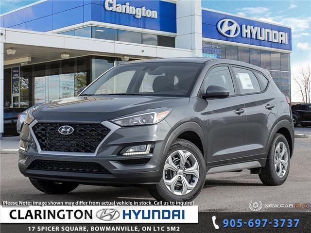 2019 Hyundai Tucson Essential w/Safety Package (Stk: 19547) in Clarington - Image 1 of 23
