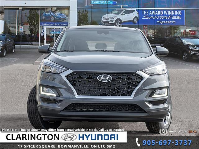 2019 Hyundai Tucson Essential w/Safety Package (Stk: 19547) in Clarington - Image 2 of 23
