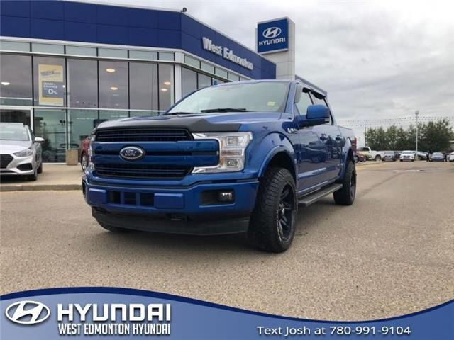2018 Ford F-150  (Stk: E4619A) in Edmonton - Image 1 of 30