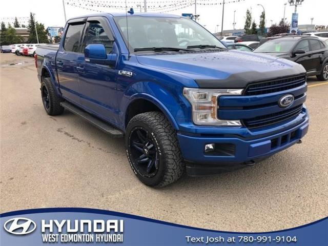 2018 Ford F-150  (Stk: E4619A) in Edmonton - Image 4 of 30