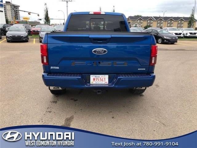 2018 Ford F-150  (Stk: E4619A) in Edmonton - Image 7 of 30