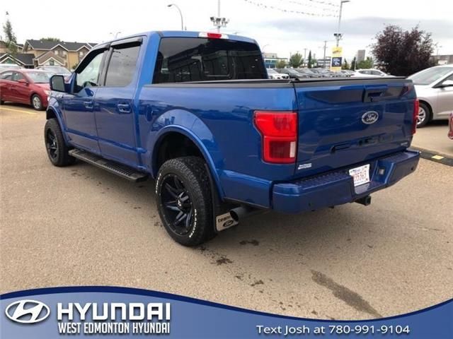 2018 Ford F-150  (Stk: E4619A) in Edmonton - Image 8 of 30