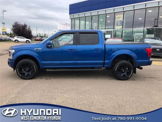 2018 Ford F-150  (Stk: E4619A) in Edmonton - Image 9 of 30
