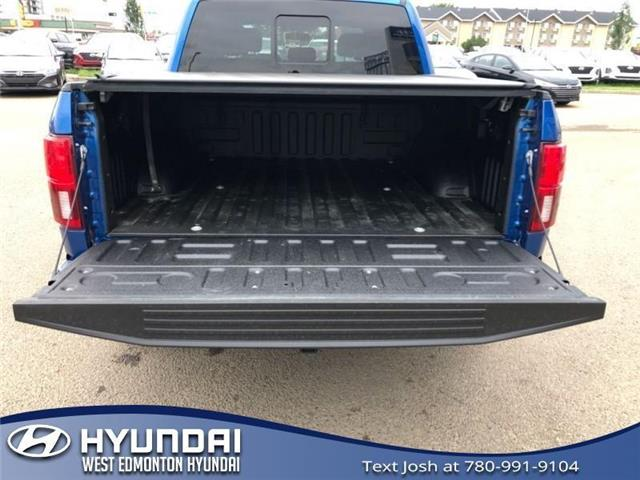 2018 Ford F-150  (Stk: E4619A) in Edmonton - Image 17 of 30