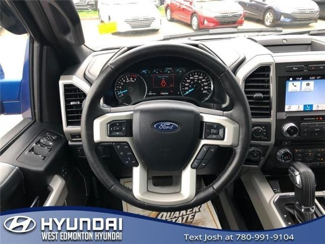 2018 Ford F-150  (Stk: E4619A) in Edmonton - Image 21 of 30