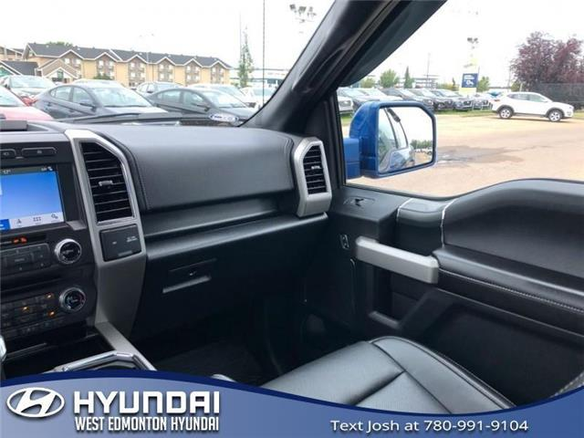 2018 Ford F-150  (Stk: E4619A) in Edmonton - Image 22 of 30