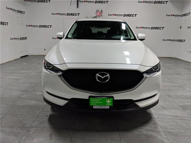 2018 Mazda CX-5 GS| AWD| SUNOOF| LEATHER-TRIMMED SEATS| (Stk: DRD2240) in Burlington - Image 2 of 38