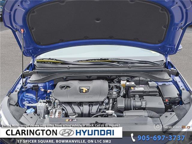 2020 Hyundai Elantra Preferred w/Sun & Safety Package (Stk: 19431) in Clarington - Image 6 of 24