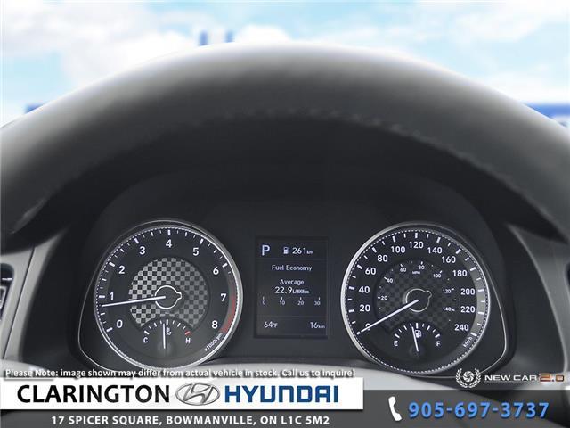 2020 Hyundai Elantra Preferred w/Sun & Safety Package (Stk: 19431) in Clarington - Image 15 of 24