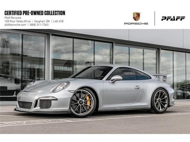 2015 Porsche 911 GT3 (Stk: U7838) in Vaughan - Image 1 of 22