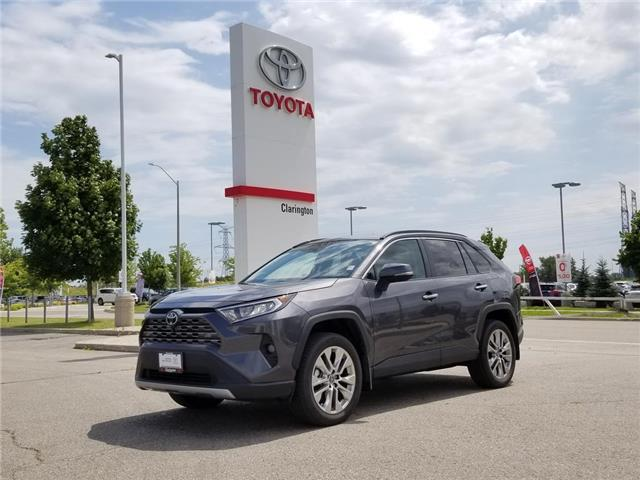 2019 Toyota RAV4 Limited (Stk: P2327) in Bowmanville - Image 1 of 22