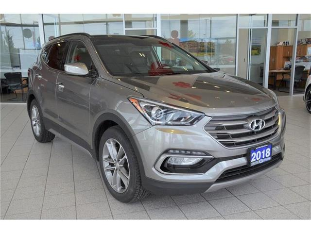 2018 Hyundai Santa Fe Sport  (Stk: 056011) in Milton - Image 3 of 39
