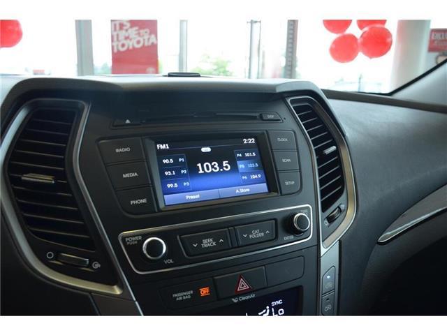 2018 Hyundai Santa Fe Sport  (Stk: 056011) in Milton - Image 20 of 39