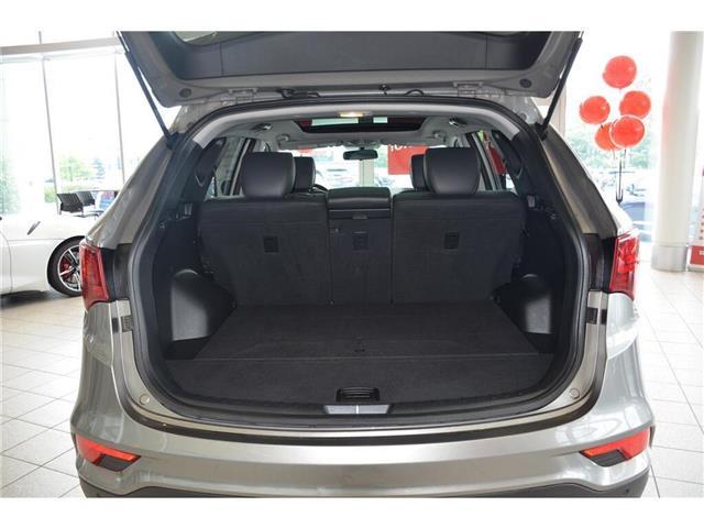 2018 Hyundai Santa Fe Sport  (Stk: 056011) in Milton - Image 23 of 39