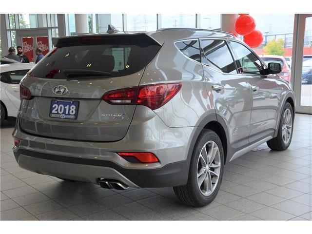 2018 Hyundai Santa Fe Sport  (Stk: 056011) in Milton - Image 32 of 39