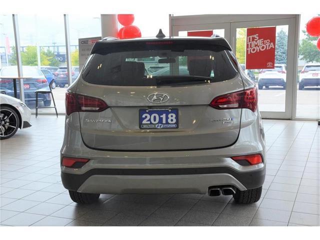 2018 Hyundai Santa Fe Sport  (Stk: 056011) in Milton - Image 33 of 39