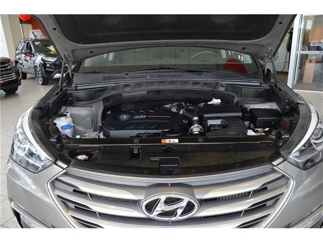 2018 Hyundai Santa Fe Sport  (Stk: 056011) in Milton - Image 38 of 39