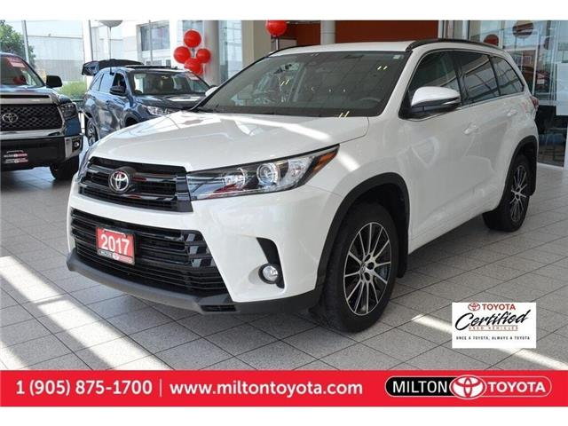 2017 Toyota Highlander  (Stk: 454115A) in Milton - Image 1 of 43