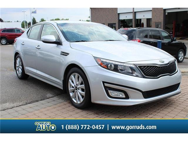 2015 Kia Optima EX (Stk: 624826) in Milton - Image 1 of 15