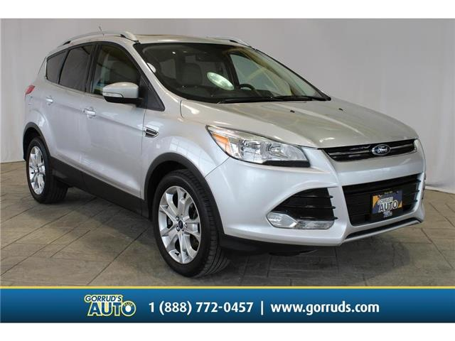 2016 Ford Escape Titanium (Stk: B76278) in Milton - Image 1 of 47
