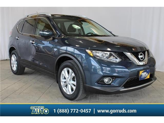 2015 Nissan Rogue  (Stk: 890878) in Milton - Image 1 of 45