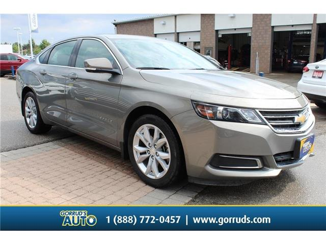 2017 Chevrolet Impala 1LT (Stk: 127402) in Milton - Image 1 of 14