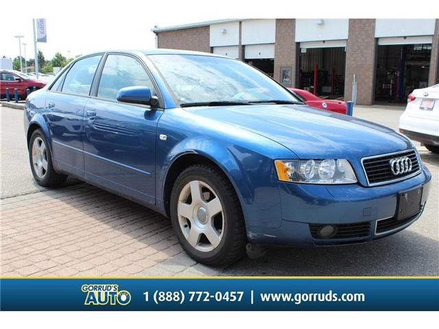2004 Audi A4 1.8T (Stk: 180743) in Milton - Image 1 of 15