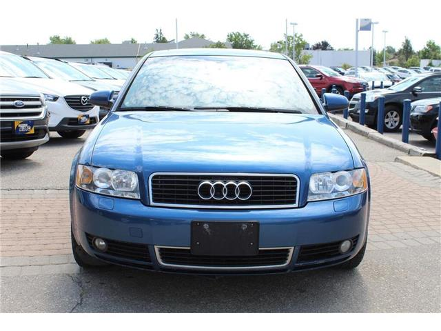 2004 Audi A4 1.8T (Stk: 180743) in Milton - Image 2 of 15