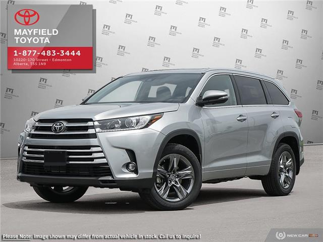 2019 Toyota Highlander Limited (Stk: 190392) in Edmonton - Image 1 of 24