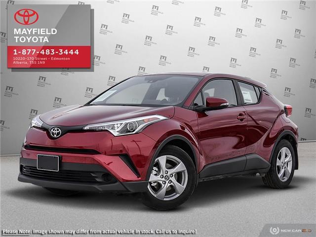 2019 Toyota C-HR XLE Premium Package (Stk: 1901432) in Edmonton - Image 1 of 24