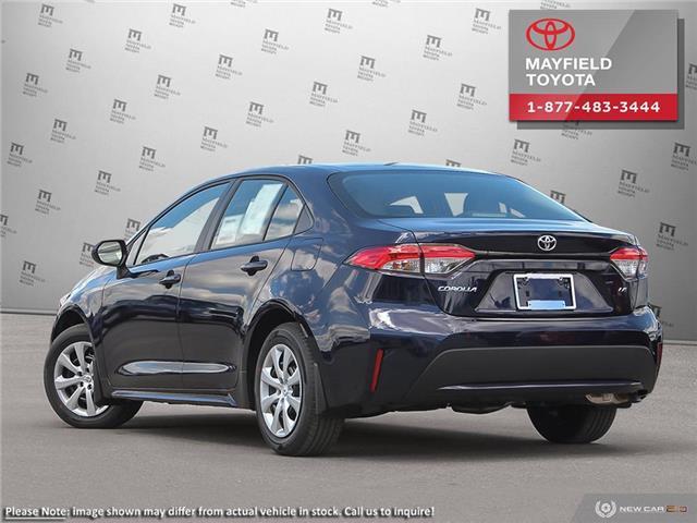 2020 Toyota Corolla LE (Stk: M000007) in Edmonton - Image 4 of 24